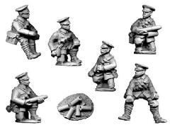 British Expeditionary - British Artillery Crew