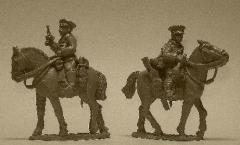 British Expeditionary - British Cavalry Command