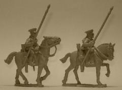 British Expeditionary - British Cavalry w/Lances