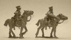 British Expeditionary - British Cavalry w/Rifles