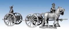 British Expeditionary - British Infantry Machine Gun Wagon