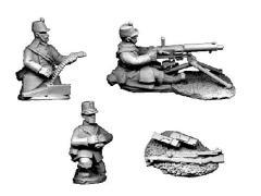 Belgian 1914 - Belgian Maxim Gun Crew in Shakos