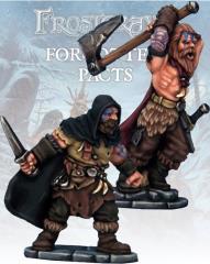 Barbarian Thief & Berserker