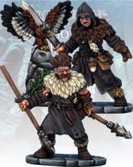 Barbarian Crow Master & Javelineer