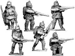 German 1914 - German Jaegers