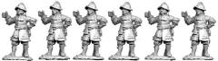 English Armoured Pikemen