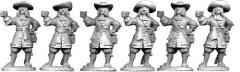Dutch Unarmoured Pikemen