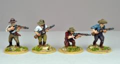 British South Africa Company Riflemen