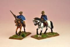 BSAC Mounted Troopers w/Capes
