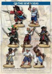 Captain Hood's Crew