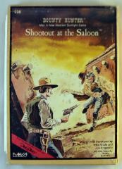 Bounty Hunter - Shootout at the Saloon (Stop-Action System)