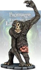 Zombie Snow Troll