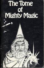 Tome of Mighty Magic