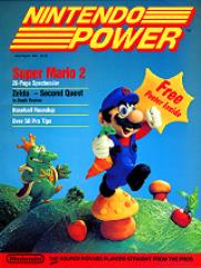 "#1 ""Super Mario 2, Zelda - Second Quest, Baseball Roundup"""