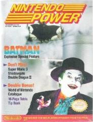 "#10 ""Batman, Shadowgate, 16-Page Tetris Tip Book"""