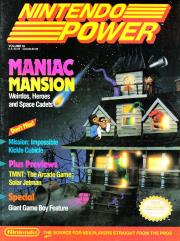 "#16 ""Maniac Mansion, Kickle Cubicle, Giant Game Boy Feature"""