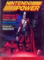 "#2 ""Castevania II - Simon's Quest, Bionic Commando, Renegade"""