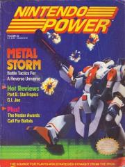 "#22 ""Metal Storm, Part II - StarTropics, G.I. Joe"""
