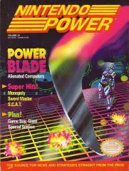 "#23 ""Power Blade, Monopoly, Sword Master"""