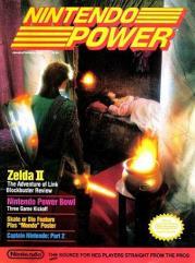 """#4 """"Zelda II, Nintendo Power Bowl, Skate or Die"""""""