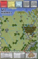 No Retreat! #3 - Mounted Map
