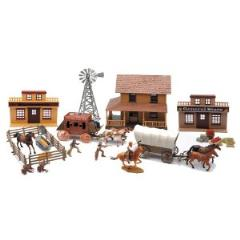 Big Country Western Playset, The