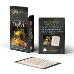 Treasure Trove Deck CR 1-4 (5e)