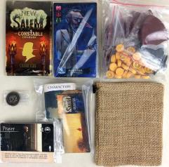 New Salem (2nd Edition) - Kickstarter Deluxe Components