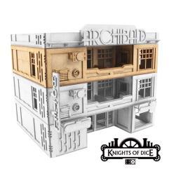 Archibald Hotel Additional Floor