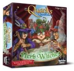 Quacks of Quedlinburg - The Herb Witches Expansion