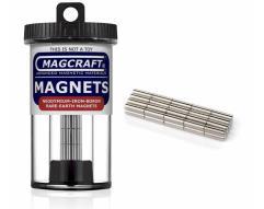 "Rod Magnets - 3/8"" x 1/8"" (40)"