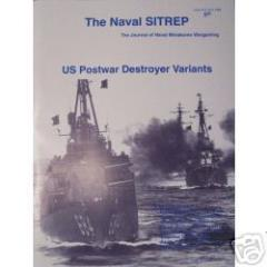 "#14 ""US Postwar Destroyer Variants"""