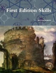 First Edition Skills