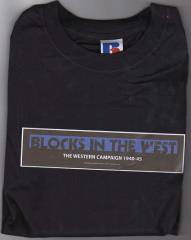 Blocks in the West - T-Shirt (3XL)