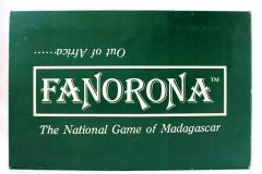 Fanorona - The National Game of Madagascar