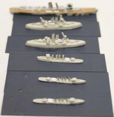British Ship Collection #1