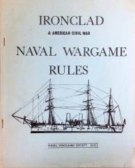 Ironclad & American Civil War Naval Wargame Rules