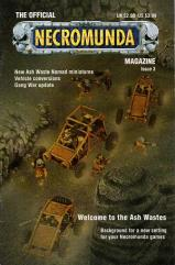 "#3 ""Ash Waste Vehicles, Gang War Update"""