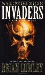Necroscope #11 - Invaders