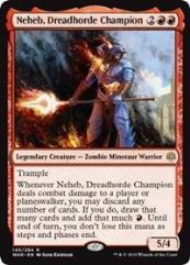 Neheb, Dreadhorde Champion (R)
