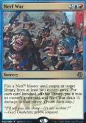 Nerf War (P) (Foil)