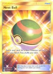 Nest Ball (Secret) (Secret R) #158 (Holo)