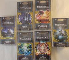 Android - Netrunner LCG - SanSan Cycle Collection
