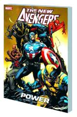 New Avengers, The Vol. 10 - Power
