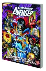 New Avengers, The Vol. 11 - Search for the Sorcerer Supreme