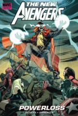 New Avengers, The Vol. 12 - Powerloss