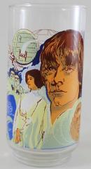 New Hope Glass - Luke Skywalker