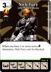 Nick Fury - Life Model Decoy