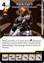 Nick Fury - Schemes Upon Schemes