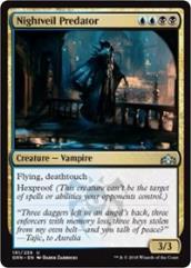 Nightveil Predator (U)